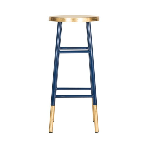 Stolička na sezení Kia, modrá