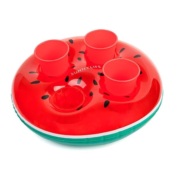 Nafukovací držák na pití Sunnylife Watermelon