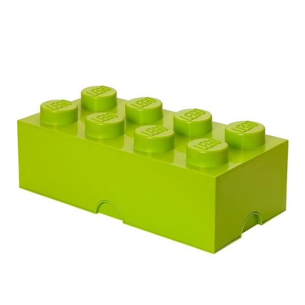 Úložný box, limetkový