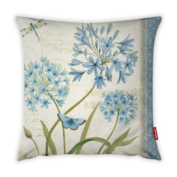Poszewka na poduszkę Vitaus Russado Azul Dos, 43x43 cm