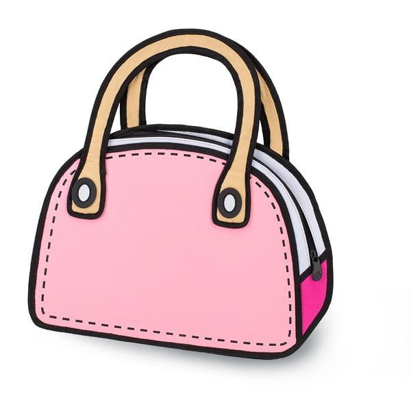 Komiksová taška Carly Sweetie Pink