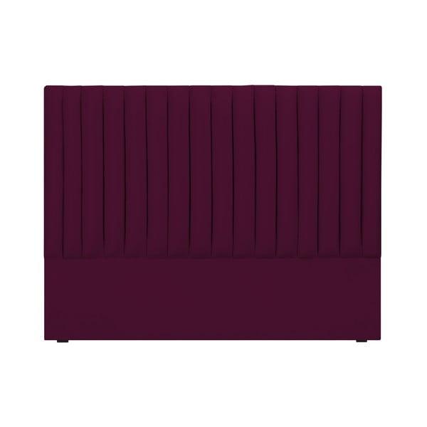 NJ burgundi vörös ágytámla, 180 x 120 cm - Cosmopolitan design