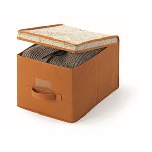 Cutie de depozitare Cosatto Bloom, lățime 30 cm, portocaliu