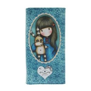 Podlouhlá peněženka Santoro London Gorjuss Hush Little Bunny