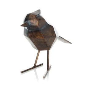Dekorativní soška v bronzové barvě 360 Living Sparrow