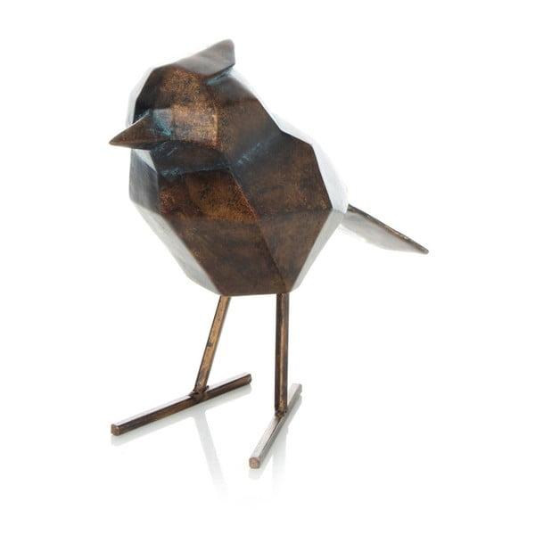 Figurka dekoracyjna w brązowym kolorze 360 Living Sparrow