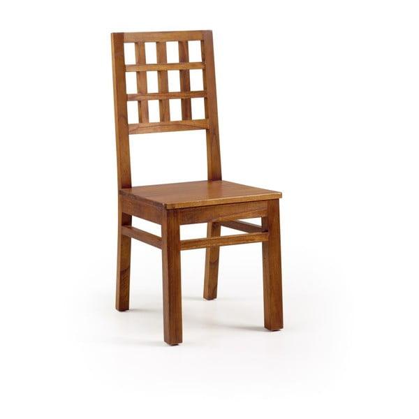 Židle ze dřeva mindi Moycor Star, 45 x 51 x 100 cm