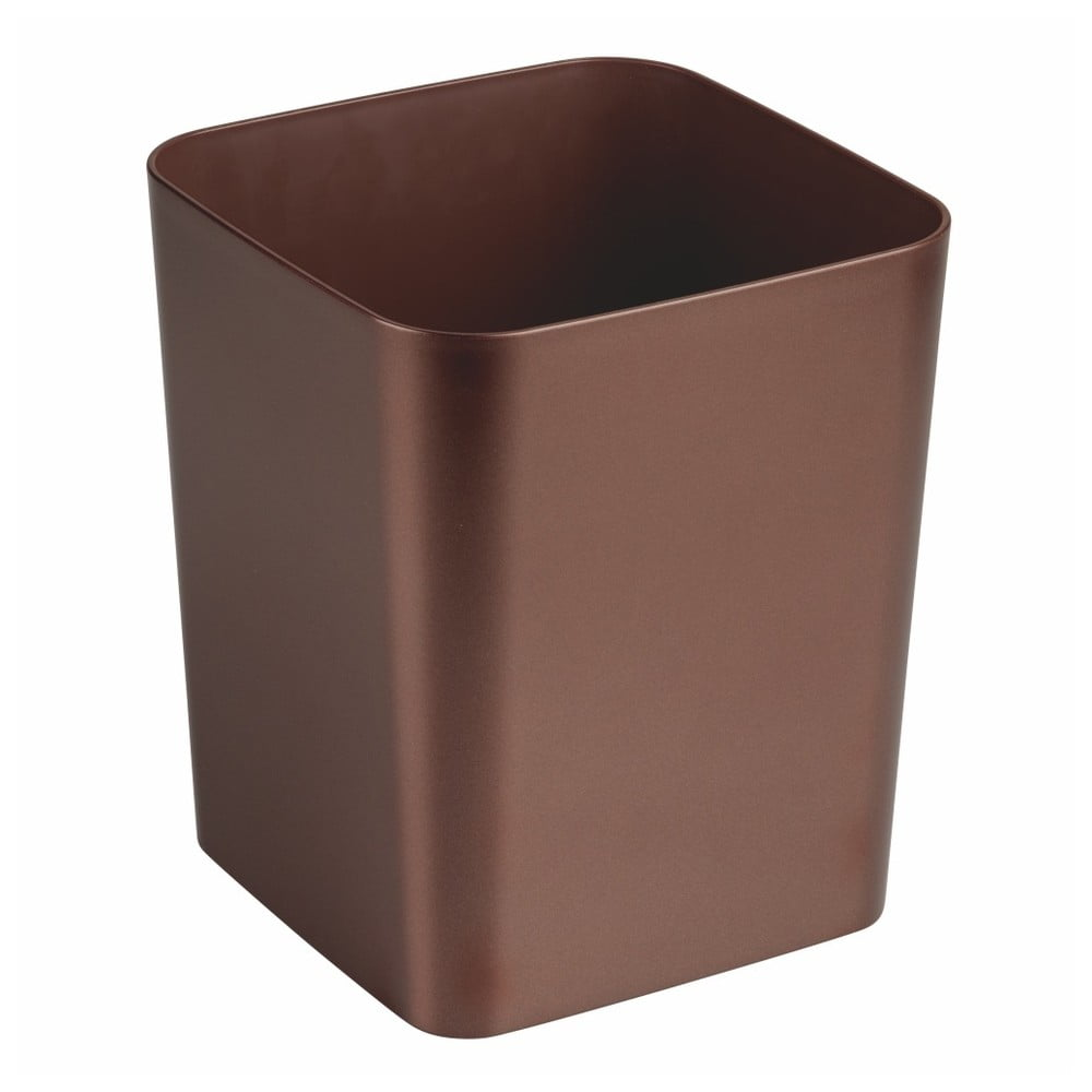 Hnědý odpadkový koš InterDesign