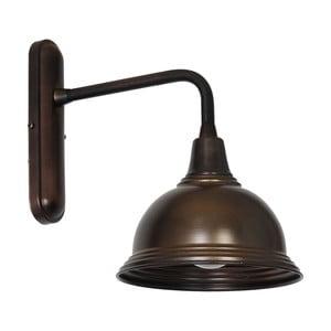 Kovové nástěnné svítidlo Antique