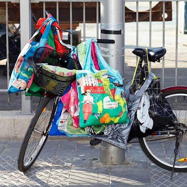 Skládací nákupní taška Sydney