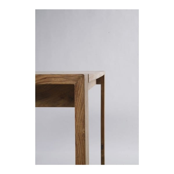 Pracovní stůl ze dřeva sheesham Kare Design Nature