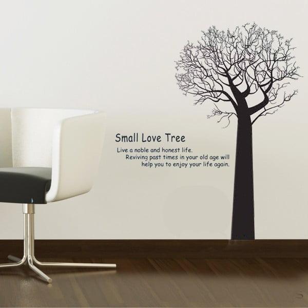 Samolepka na stěnu Small Love Tree, 60x90 cm