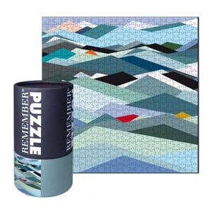 Puzzle Landscape
