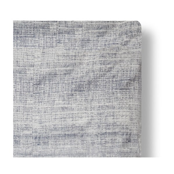 Modrý povlak na peřinu Casa Di Bassi Vintage, 155x220cm