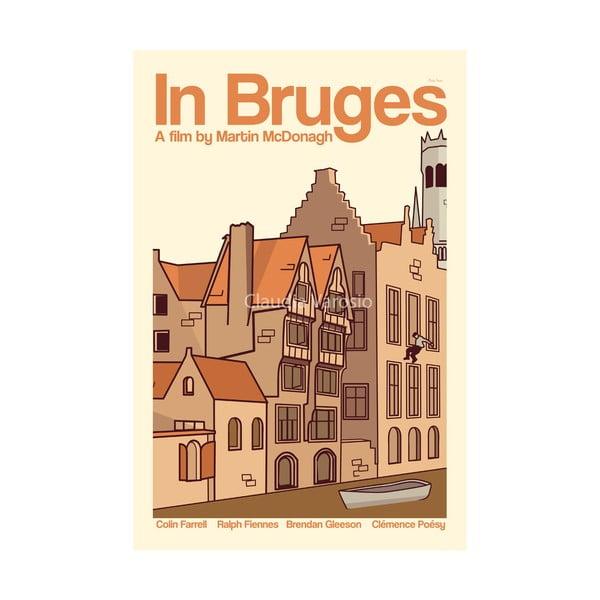 Plakát In Bruges (V Bruggách)