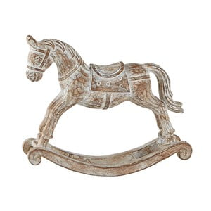 Dekorativní houpací kůň KJ Collection, 18 cm