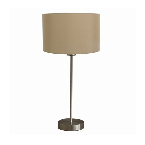 Stolní lampa Efficient Satin/Camel