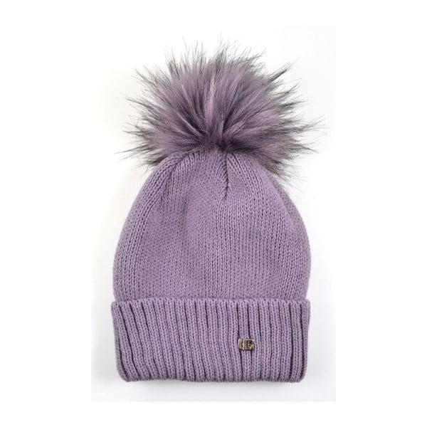 Dámská čepice Klasyk Light Purple