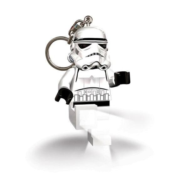 Breloc cu lanternă LEGO® Stormtrooper