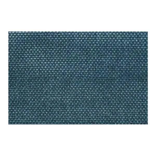 Tyrkysově modrá sedačka Interieur De Famille Paris Succes, levý roh