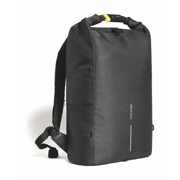 Urban Lite fekete biztonsági hátizsák - XD Design