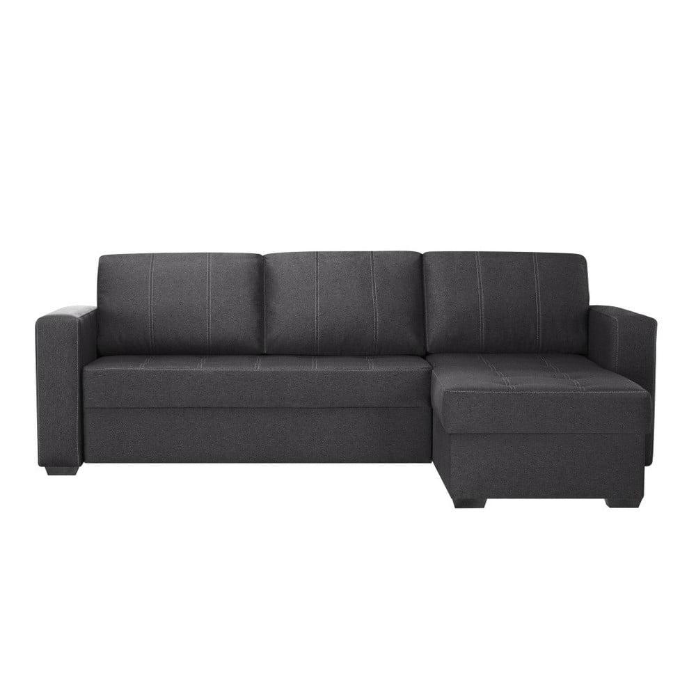antracitov seda ka interieur de famille paris succes prav roh bonami. Black Bedroom Furniture Sets. Home Design Ideas