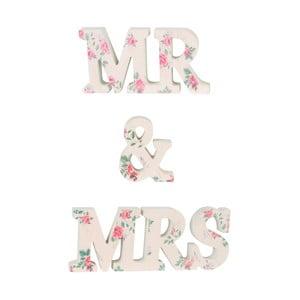 Dekorace Sass & Belle Mr And Mrs