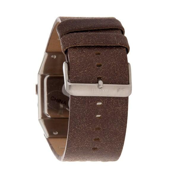 Pánské kožené hodinky Axcent X22381-636