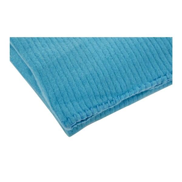 Pléd  Jaquar Bleu, 130x150 cm