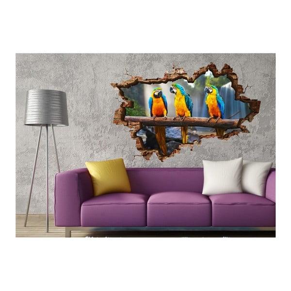 Autocolant de perete 3D Art Nele, 135 x 90 cm