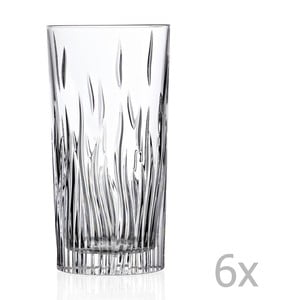 Set 6 pahare RCR Cristalleria Italiana Luisa
