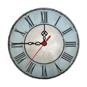 Nástěnné hodiny Vintage Steel, 30 cm