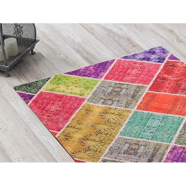 Koberec Patchwork Multicolor, 80x120 cm