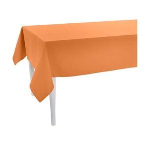 Oranžový ubrus Apolena Plain Orange, 140x170cm