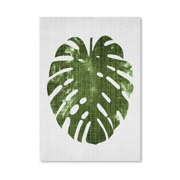 Plakát Tropi Leaf