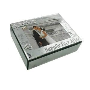 Úložný box Celebrations Mr and Mrs