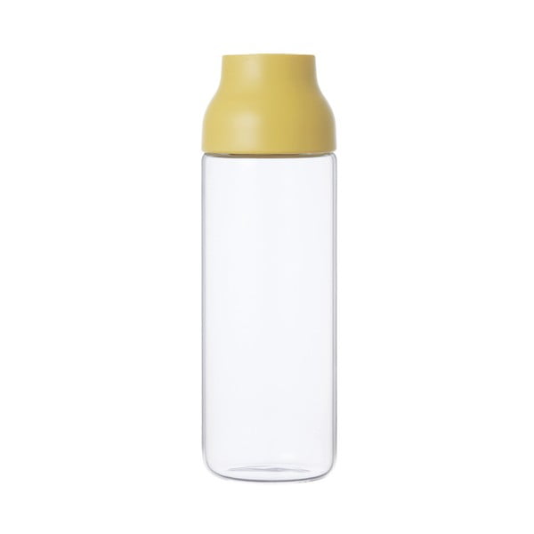 Žlutá karafa Kinto Capsule, 1 l