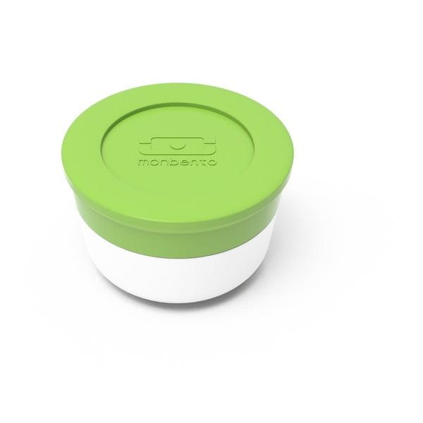 Zelenobílý omáčník Monbento, 28 ml