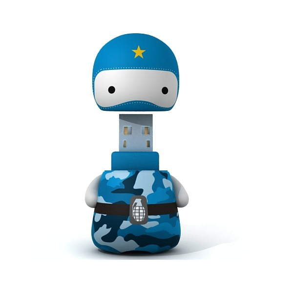 USB flash disk Scuba, 4 GB