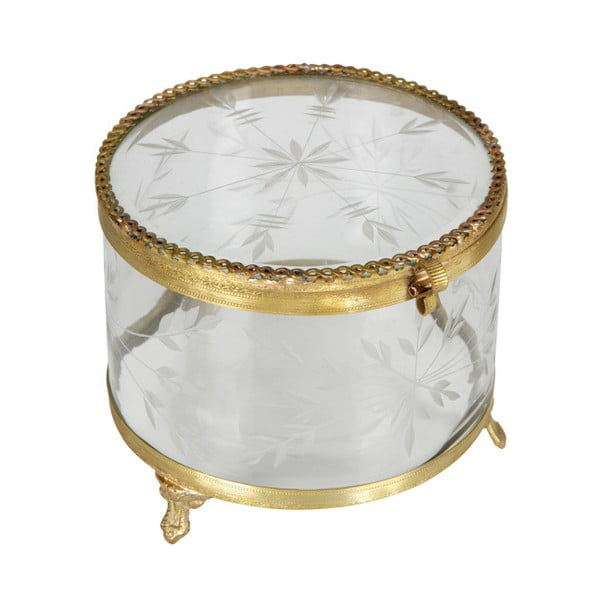 Šperkovnice BePureHome Jewels, ⌀ 12,5 cm