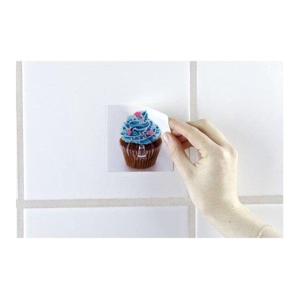 Samodržící věšák Wenko Static-Loc Cupcake