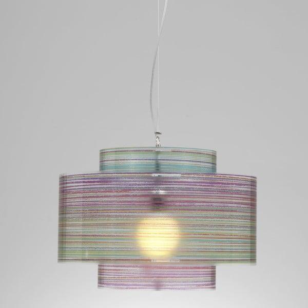 Závěsné svítidlo Trocadero Emporium, barevné