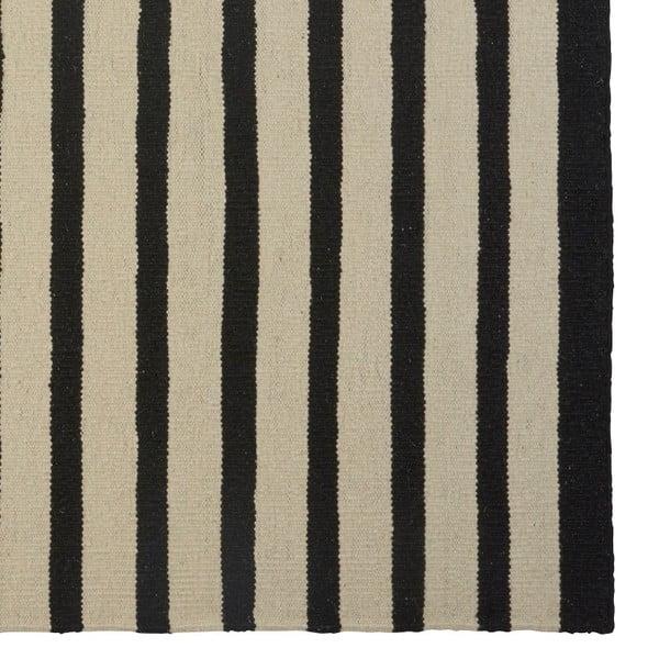 Ručně tkaný vlněný koberec Toya, 160x230cm