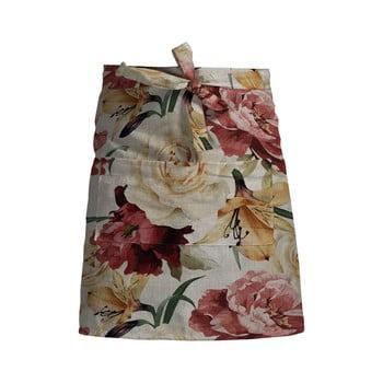 Șorț de bucătărie Linen Couture Delantal Spring Flowers imagine