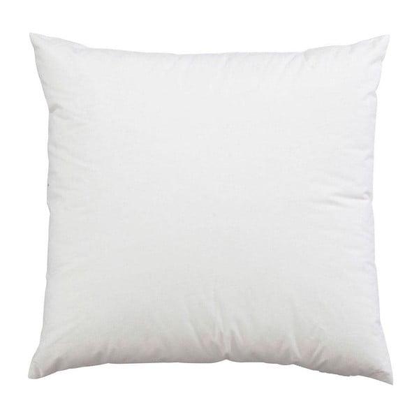 Biała poduszka Monique, 43x43 cm