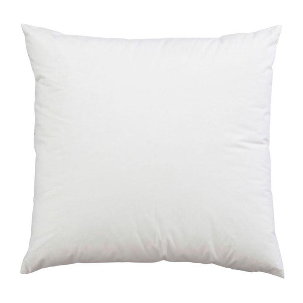 Bílá výplň polštáře Monique, 43x43 cm