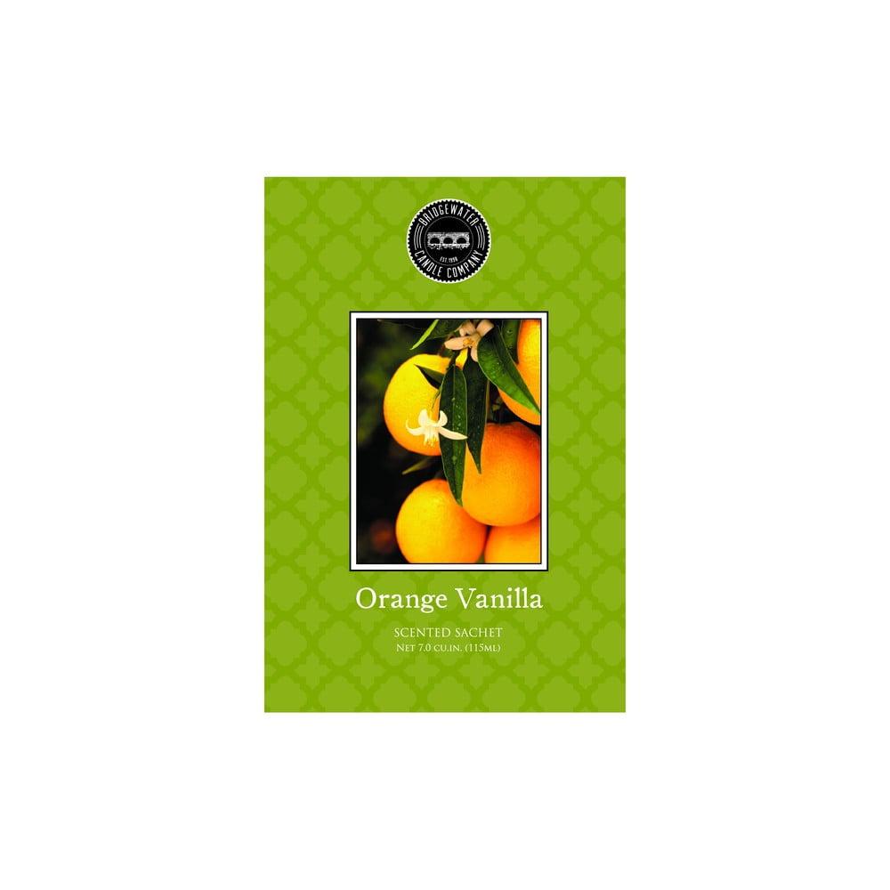 Sáček s vůní pomeranče a vanilky Bridgewater Candle