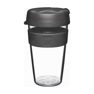 Cestovní hrnek s víčkem KeepCup Clear Edition Origin, 454 ml