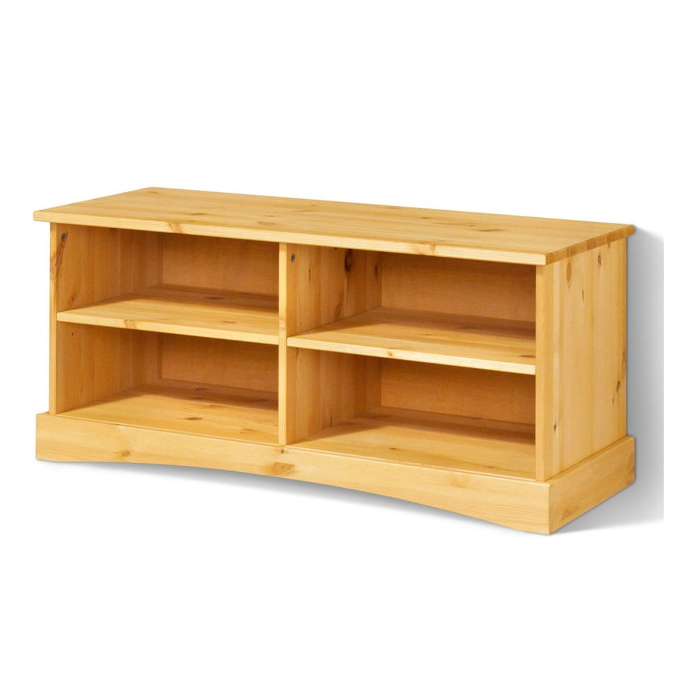 TV stolek z masivního borovicového dřeva Støraa Yvonne