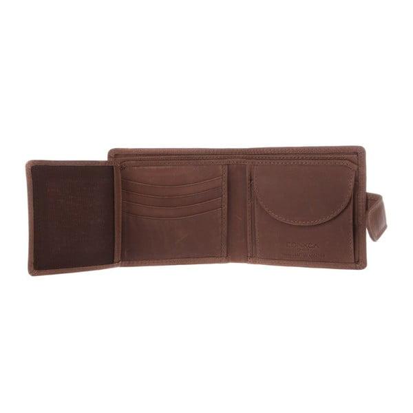 Kožená peněženka Oscar Vintage Brown